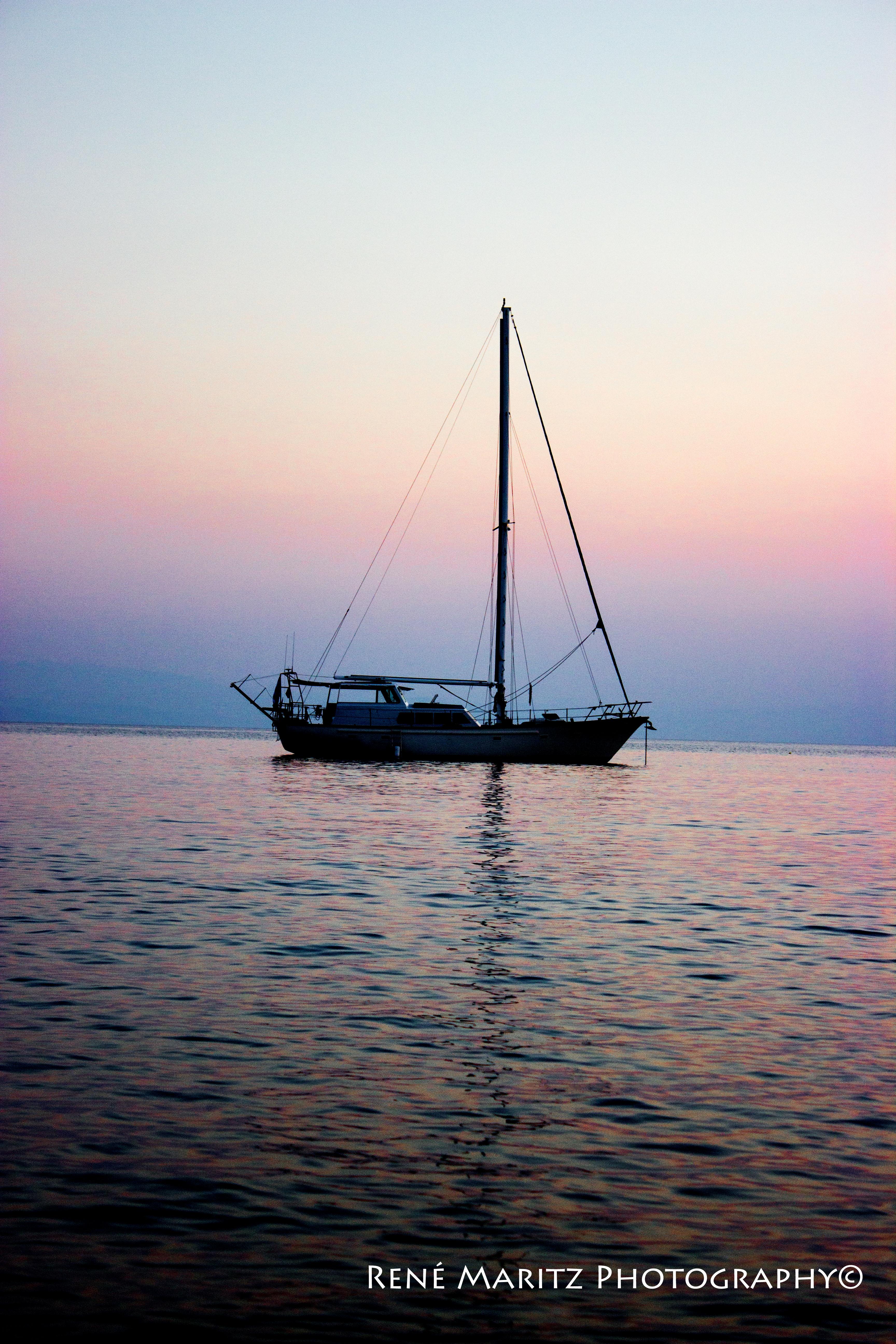 Yacht - Greece